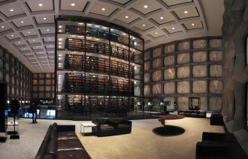 Beinecke Rare Book & Manuscript Library, Yale