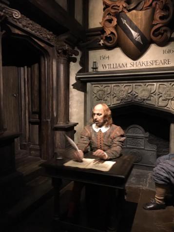 Shakespeare at work